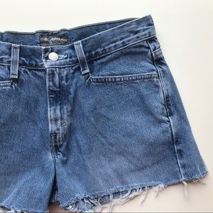 Vintage Levi's Silver Tab Cut Off Shorts Size 5